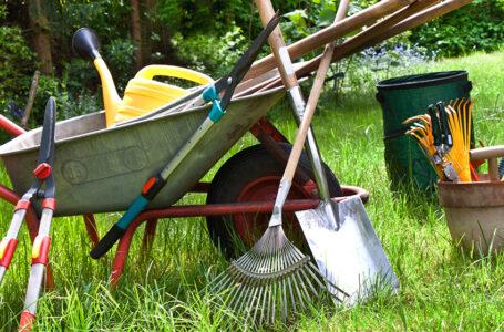 ابزار باغبانی، آشنایی با وسایل مورد نیاز برای آرایش گیاهان