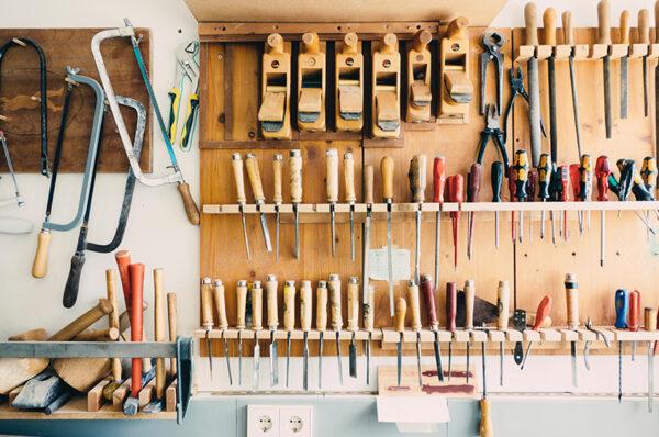 ابزار نجاری، راهنمای خرید وسایل نجاری خانگی و دست دوم